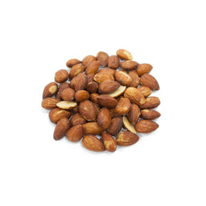 Roasted Salted Almonds (1/2lb)