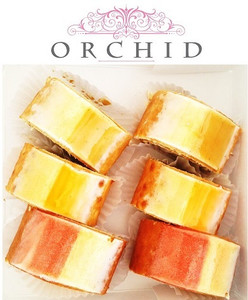 Rollet (Assorted Flavors) - Orchid Pastry