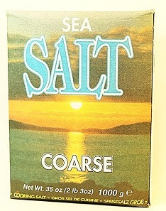 Sea Salt 1Kg - COARSE