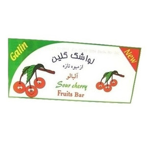 Sour cherry Fruit Bar (30gr) - Galin