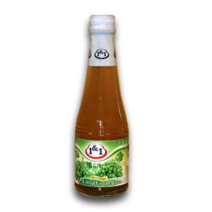 Unripe Grape (Sour Grape) Juice 330ml - 1&1