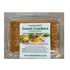 Sweet Cracker - Ghandi Bread - Sahar Bakery