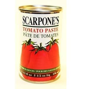 Tomato Paste 156 ml - SCARPONE'S