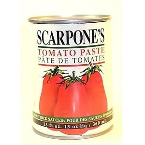 Tomato Paste 396 ml - Scarpone's