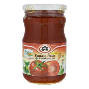 Tomato Paste 670 gr (Jarred) - 1&1