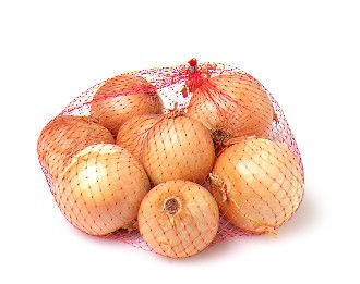 Yellow Onion Mesh 3 lbs