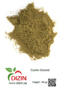 Cumin Ground 100 gr