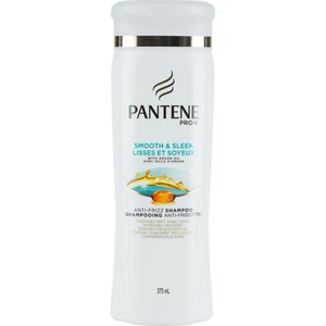 Smooth & Sleek Shampoo (375mL) - PANTENE