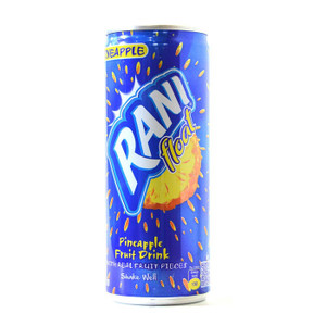 Pineapple Juice Float 240ml - Rani