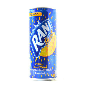 Mango Juice Float 240ml - Rani