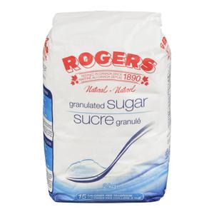 Granulated white Sugar 2 kg - Rogers