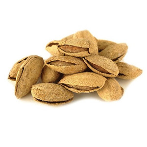 Soft Shell Salted Almond (1/2 lb)
