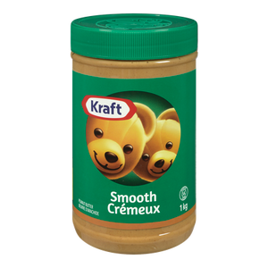 Peanut Butter, Smooth (1 kg) - Kraft