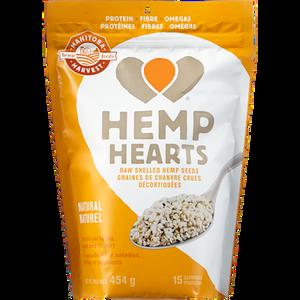 Organic Hemp Hearts (227 gr) - MANITOBA HARVEST