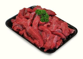 Halal Beef Stirfry 1Kg