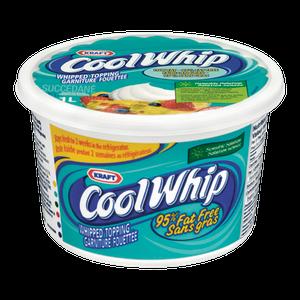 Cool Whip, 95% Fat Free Dessert Topping (1 L) - KRAFT