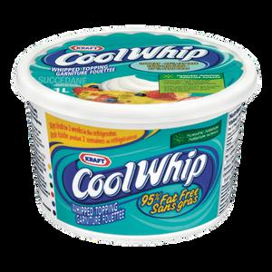 Cool Whip, Light Dessert Topping (1 L) - KRAFT