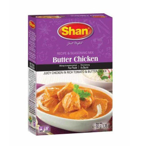 Butter Chicken Spice Mix (50 g) - Shan