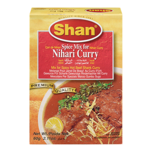 Nihari Curry Spice Mix (60 g) - Shan