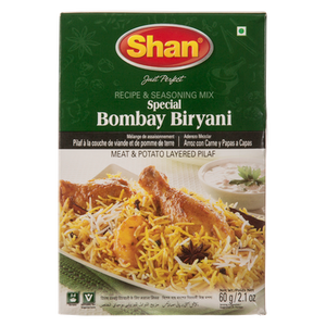 Special Bombay Biryani Mix (65 g) - Shan
