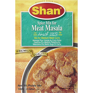 Spice Mix for Meat Masala (100 g) - Shan