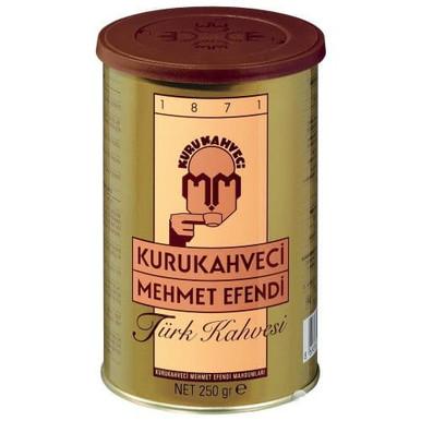 Turkish Coffee Kuru Kahveci Mehmet Efendi 250 gr