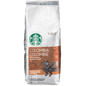 Medium Roast Colombia Blend (340 g) - STARBUCKS