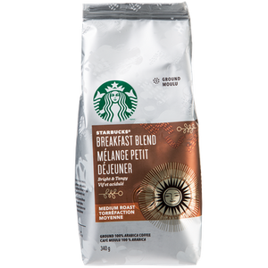 Medium Roast Breakfast Blend (340 g) - STARBUCKS