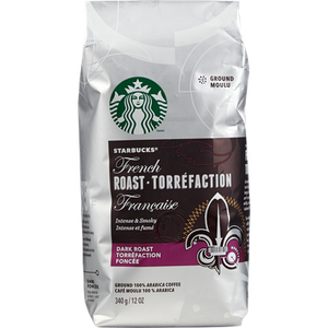 French Roast Blend Coffee (340 g) - STARBUCKS