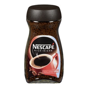 Nescafe Instant Coffee, Rich Blend (170 g)