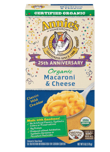 Homegrown Organic Mac & Cheese - Annie's