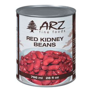 Red Kidney Beans (540 mL) - Arz