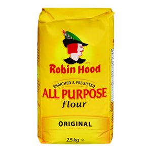 All Purpose Flour, Original 2.5 Kg - ROBIN HOOD