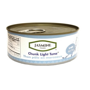 Easy open Tuna Fish in Water 170g - Jasmine