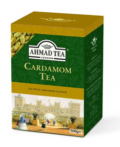 Black Tea with Cardamom  (454 gr) - Ahmad Tea