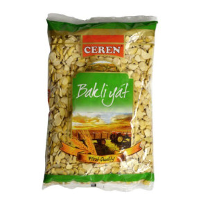 Yellow Fava Beans - Dry Split Large Fava 700 gr - Ceren