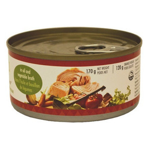 Easy open Tuna Fish in Oil 400g - Jasmine