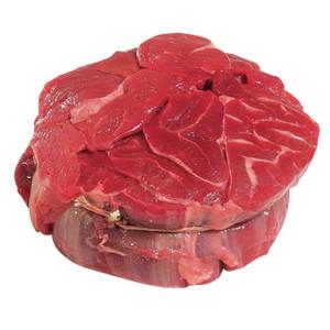 Halal Boneless Beef shanks 1kg