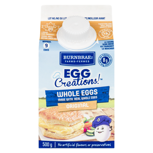 Whole Eggs, Original (500 g)