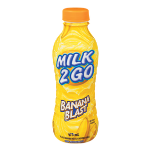 Milk 2 Go Banana (473 mL)