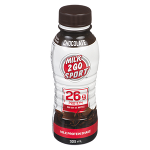 Milk 2 Go Sport, Chocolate (325 mL)