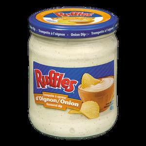 Flavoured Dip, Onion (425 g) - FRITO-LAY  RUFFLES
