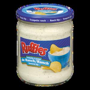 Flavoured Dip, Ranch (425 g) - FRITO-LAY  RUFFLES
