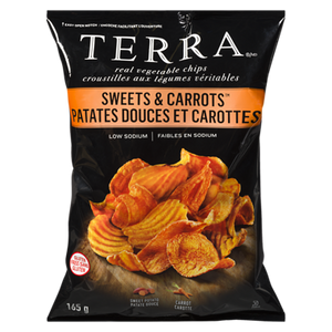 Sweet & Beets Vegetable Chips, 165g - Terra