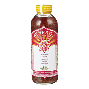 Kombucha Raspberry Chia (480 mL)