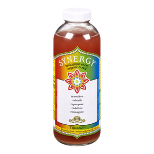 Classic Synergy Organic & Raw, Trilogy (480 mL)