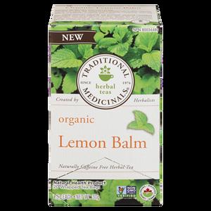 Lemon Balm Tea (20 ea) - TRADITIONAL MEDICINALS