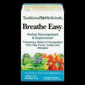 Breathe Easy Herbal Tea (20 ea) - TRADITIONAL MEDICINALS