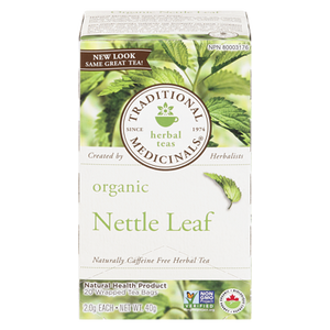 Organic Nettle Leaf Herbal Tea (20 ea) - TRADITIONAL MEDICINALS