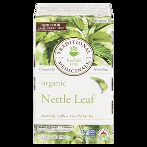 Organic Nettle Leaf Herbal Tea (20 ea) - TRADITIONAL MEDICINALS